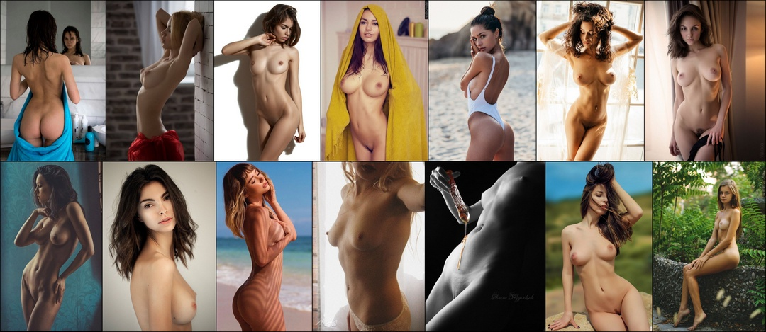 Russian Nude Art - Vol. 001-215 - Pack