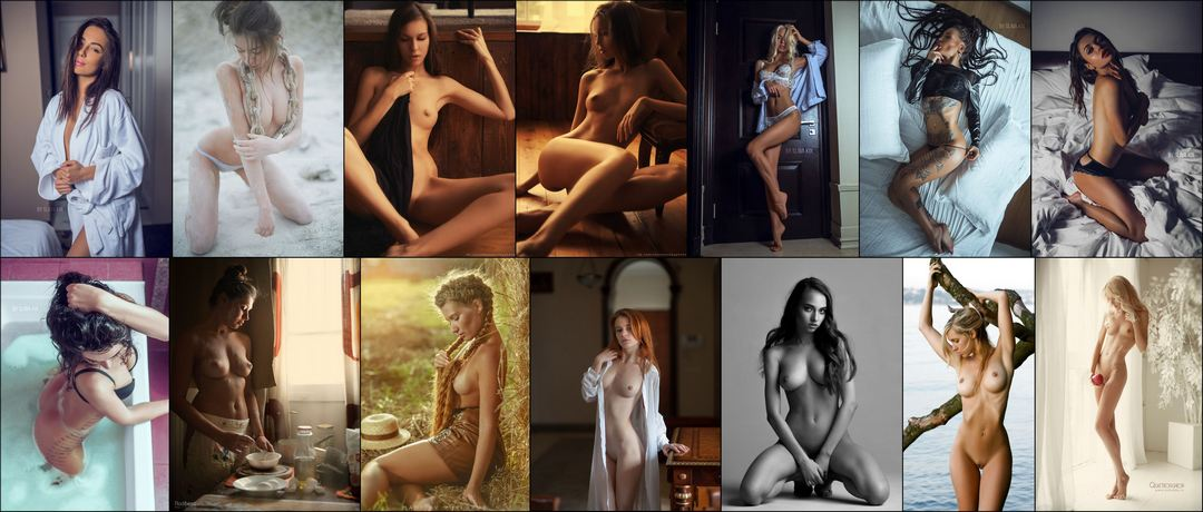 Russian Nude Art, Vol. 216